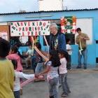 Weihnachten 2011 mit Luftballons